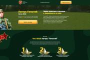 Вёрстка сайтов по доступной цене 259 - kwork.ru
