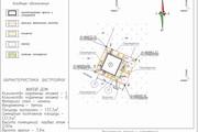 Схема планировочной организации земельного участка - спозу 50 - kwork.ru