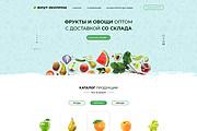 Уникальный лендинг по низкой цене 6 - kwork.ru