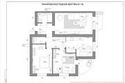 Планировочное решение вашего дома, квартиры, или офиса 93 - kwork.ru