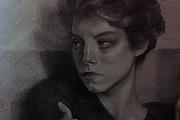 Нарисую портрет 22 - kwork.ru