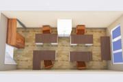 Создам планировку дома, квартиры с мебелью 119 - kwork.ru