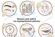 Нарисую 7 иконок в векторе 29 - kwork.ru