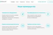 Создание сайта на Тильде 34 - kwork.ru