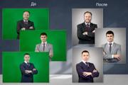 Удаление фона, дефектов, объектов 100 - kwork.ru