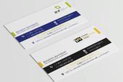 Разработаю красивый, уникальный дизайн визитки в современном стиле 156 - kwork.ru