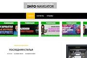 Блог на WordPress под ключ, установка плагинов, подарки 7 - kwork.ru