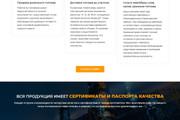 Сделаю продающий Лендинг для Вашего бизнеса 127 - kwork.ru