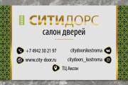 Визитка 96 - kwork.ru