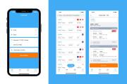 Создам travel iOS приложение для поиска авиабилетов и отелей 8 - kwork.ru
