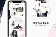 25000 шаблонов для Instagram, Вконтакте и Facebook + жирный Бонус 53 - kwork.ru
