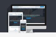 Создам сайт на WordPress с уникальным дизайном, не копия 49 - kwork.ru