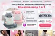 Копии двух лендингов из каталогов товарных CPA за 500 рублей 25 - kwork.ru