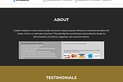 Создание одностраничника на Wordpress 247 - kwork.ru