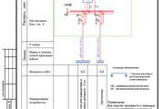 Выполню однолинейную схему электроснабжения 91 - kwork.ru