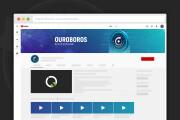 Сделаю оформление канала YouTube 131 - kwork.ru