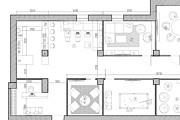 Планировочное решение вашего дома, квартиры, или офиса 104 - kwork.ru