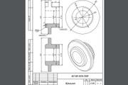 Чертежи в AutoCAD 140 - kwork.ru