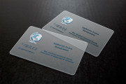 Дизайн визитной карточки 50 - kwork.ru