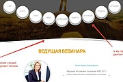 Лендинг для любых целей на Wordpress 133 - kwork.ru