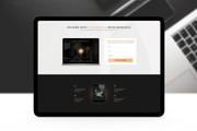 Дизайн Landing Page в PSD или Figma 37 - kwork.ru