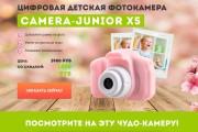 Копии двух лендингов из каталогов товарных CPA за 500 рублей 33 - kwork.ru