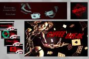 Оформлю Ваш Crazy Twitch Канал 56 - kwork.ru