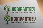 Эффектный логотип 270 - kwork.ru