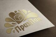 Эффектный логотип 264 - kwork.ru