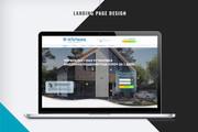Первый экран Landing Page 48 - kwork.ru