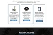 Создам продающий Landing Page под ключ 47 - kwork.ru
