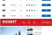 Адаптивная верстка сайтов 23 - kwork.ru