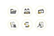 Создание иконок для сайта, приложения 84 - kwork.ru