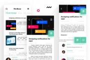 Дизайн Вашего приложения. iOS и Android 69 - kwork.ru