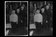 Реставрация старых фото 25 - kwork.ru