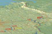 Оформлю карты, схемы, картограммы 40 - kwork.ru