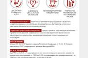 Сделаю адаптивную верстку HTML письма для e-mail рассылок 105 - kwork.ru
