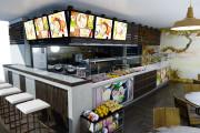 Интерьеры ресторанов, кафе 35 - kwork.ru