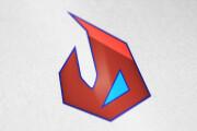Создам 3 варианта логотипа за один кворк 9 - kwork.ru