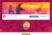 Оформление сообщества вконтакте. Обложка + аватар 9 - kwork.ru