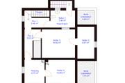 Оцифровка плана этажа, перечерчивание плана дома в Archicad 21 - kwork.ru