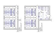 Планировка квартиры или жилого дома, перепланировка и визуализация 138 - kwork.ru