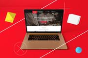 Создам уникальный дизайн страницы 79 - kwork.ru
