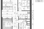 Разработка 3 вариантов планировки квартиры 34 - kwork.ru