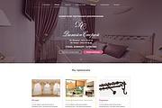 Уникальный и запоминающийся дизайн страницы сайта в 4 экрана 17 - kwork.ru