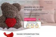 Скопирую Landing Page 9 - kwork.ru