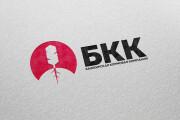 Уникальный Логотип 58 - kwork.ru