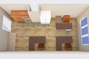 Создам планировку дома, квартиры с мебелью 117 - kwork.ru