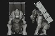 Создам 3D модель для печати или чпу 54 - kwork.ru