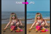 Для проф. фотографов - конвертация фото из RAW в JPG, 100 штук 34 - kwork.ru